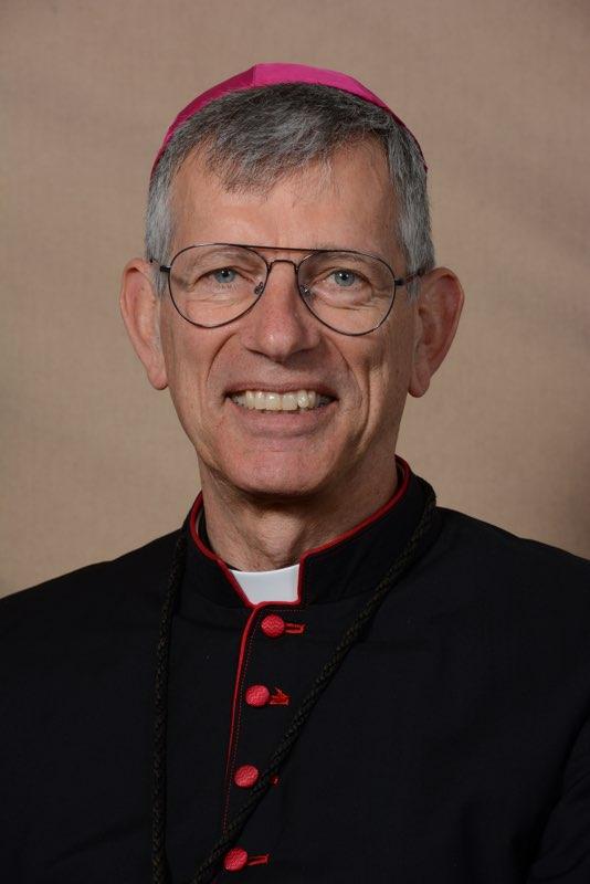 Rev Mark Edwards OMI - Bishop Diocese Wagga Wagga